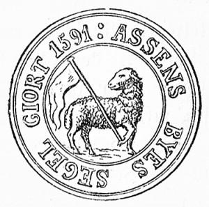 Segl for Assens