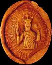 Robert II af Frankrigs segl